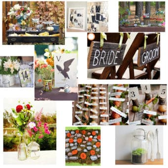 Creative Reception Decorations for Weddings, The Big Wedding Store