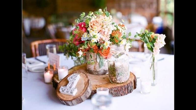 craft wedding decoration ideas