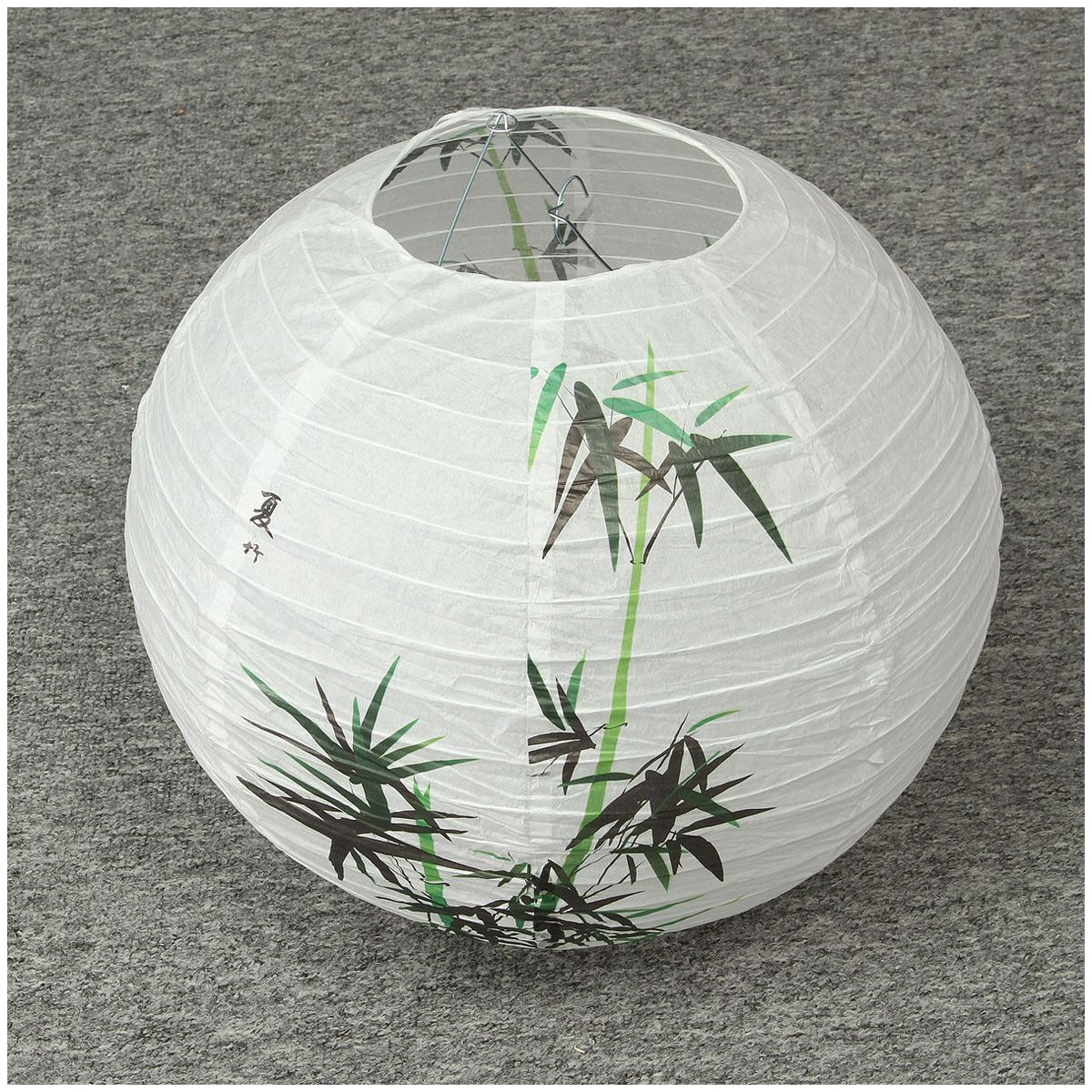 HOT SALE 30cm Lampshade Paper Lantern Oriental Style Light Decoration Chinese , Bamboo