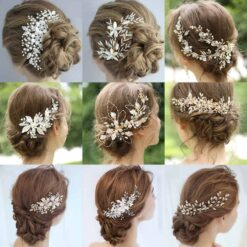 Bridal Hair Comb Clip Headband Wedding Hair Accessories