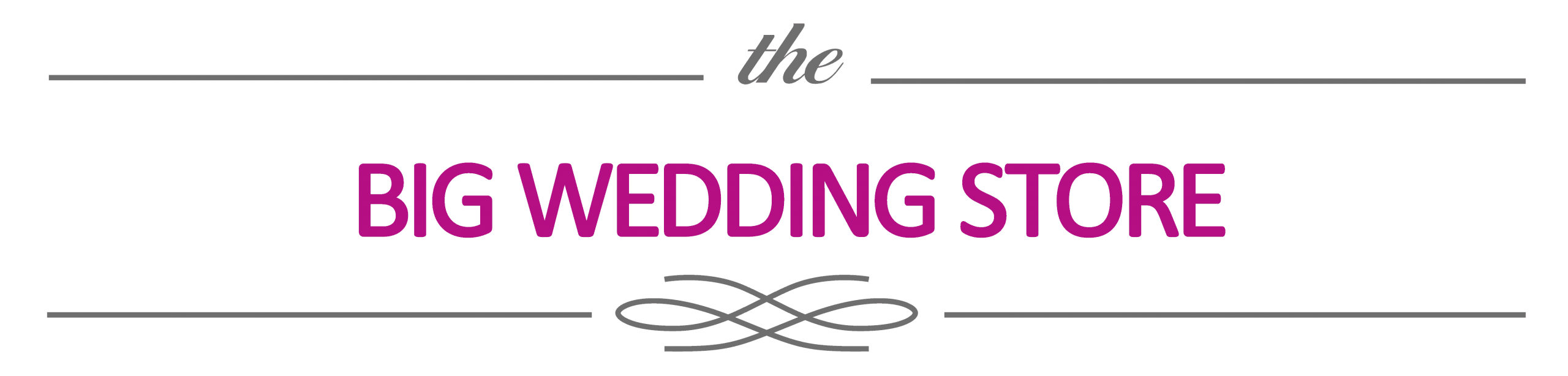 The Big Wedding Store