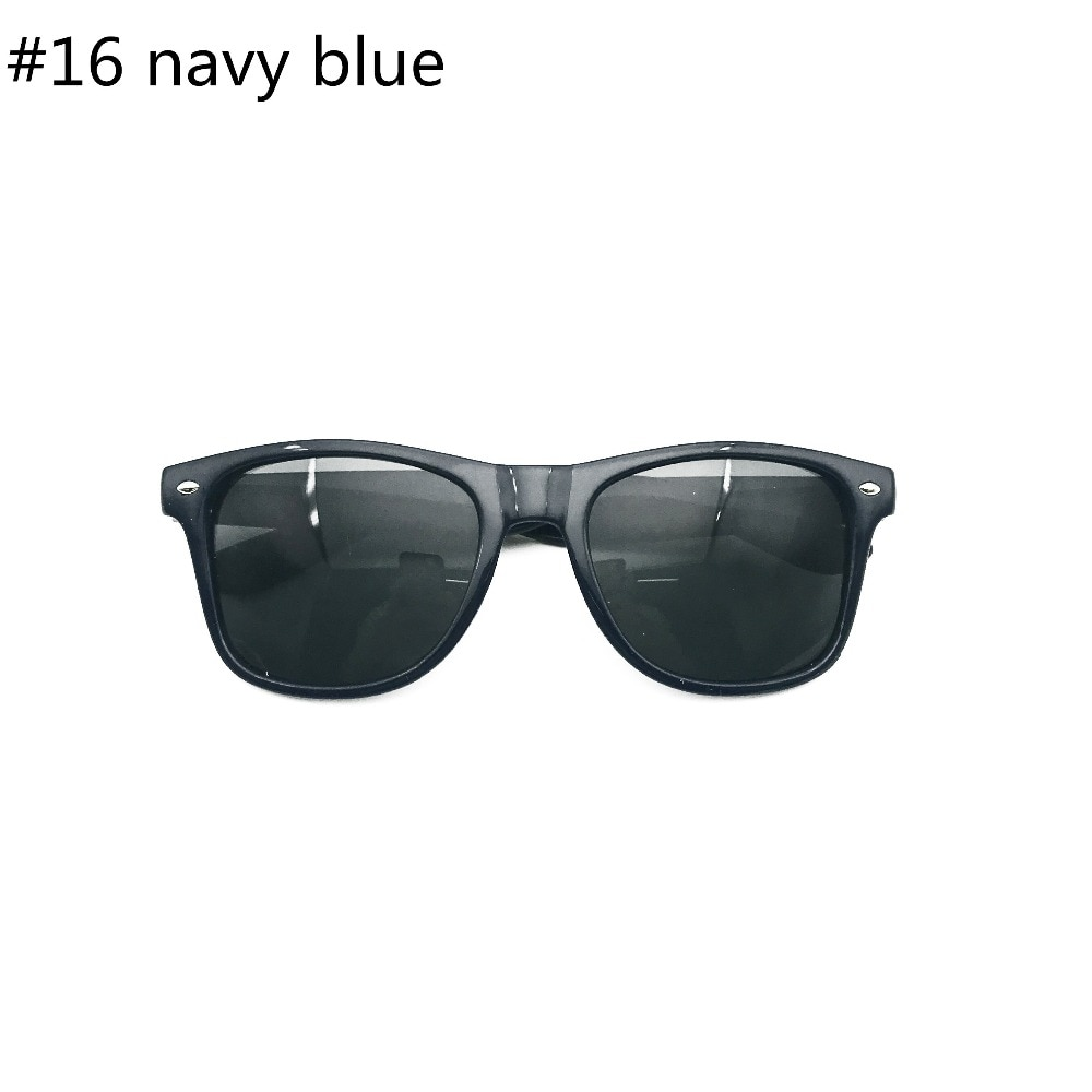 24 Pairs One color Unisex 80's Retro Personalized Sunglasses Birthday Party Favors Beach Wedding Gifts Souvenirs for Guests