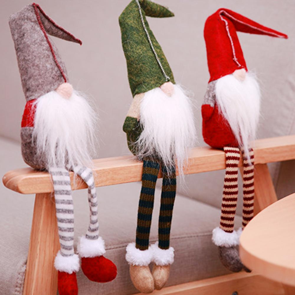 Details about  /Christmas Faceless Doll Merry Christmas Decorations For Home Christmas Ornament